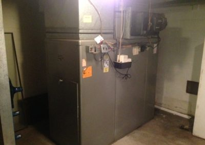 40 year Old Furnace Replaced