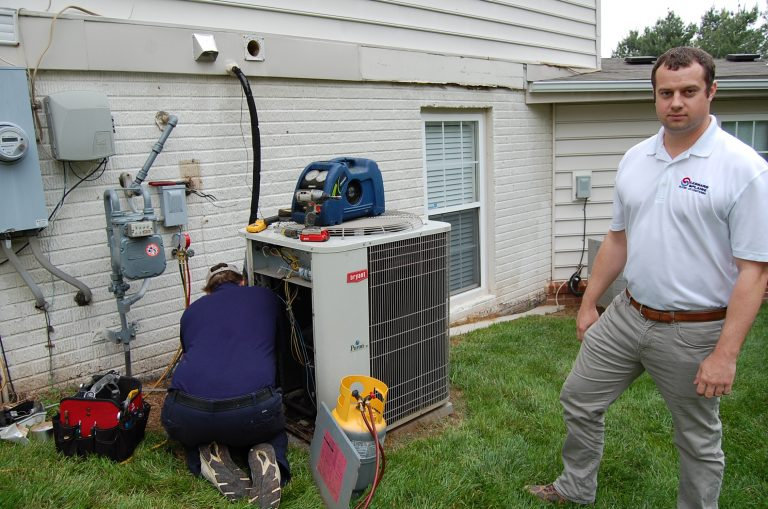 Air Conditioning replacement in Manassas